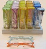 Fashionable Reading Glasses with Crystal Case (RS113)