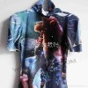 sublimation printing fabrics/polyester/garment/T-shirt