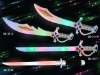 Flashing Light Sword with LED