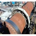 tire for rotary kiln