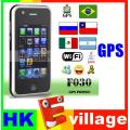 F030 Dual SIM Card Phone With GPS / WIFI / JAVA / TV