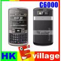 C6000 Quad-Band WIFI Bluetooth Analog TV Mobile Cell Phone
