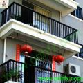 Galvanizing Balcony Fence YT001 & Shenzhen Hongfaxin Building Materials Co., Ltd