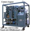Vacuum Transformer oil Filtration