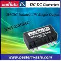 NMV0505SAC (Murata-ps) 1W 5V DC-DC Converters