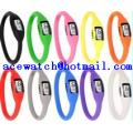silicone watch M (Ion watch) silica gel wristwatches