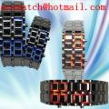 Fashion lava led watch Japanese style LED watch new design led watches