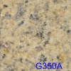 Yellow granite paving tiles G350