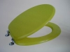 MDF toilet seat cover