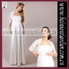 Hot sale!!!!!!  2010 latest Maternity Wedding Dresses 5% discount