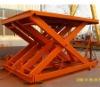 multi fork hydraulic lift table
