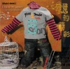child's garment/ boys' wear/Kid's fashion T-shirt