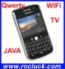 Hot Blackberry Cell Phone blackberry 9630 (W9630) TV WIFI Phone with track ball