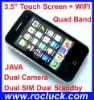 WIFI 598 Quad Band WIFI TV Mobile Phone