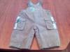 style: 333109 baby bib pants - csp 28w imitation velveteen + Lining 200gsm cotton interlock + Filling 100% poly