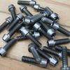 Titanium screw
