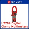 UT209 AC-DC high-current digital clamp multimeter #6054