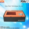 MORN desktop laser engraving machine ( rubber stamp machine) MT40U