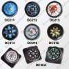 mini compass,fittings,small compass,parts compass,bag compass