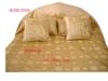 5 pcs silk bedding set,bedding set,silk bedding set