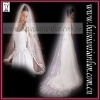 2010  collection long elegant instructions to make a bridal veil