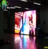 Bulgaria project P16 full color led display outdoor used
