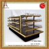 "12"" Wooden Bread Display Shelf"