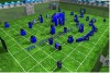 2012 Millenium paintball field,Inflatable Paintball Bunkers Arena with good quality (paintball-106)