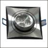 3w COB decorative plastic kitchen glass ceiling light covers