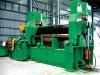 W11S Medium Size Upper Roller Universal Plate Rolling Machine