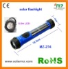 Hot sales!!! 2011 new design 1pcs 1.2V/400mA Ni-Mh battery and 2pcs button cell waterproof flashlight with CE,ROSH
