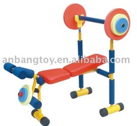 Children's fitness equipment(Weightlifting bed)