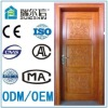 Luxury Modern Solid Wooden Doors Design