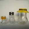 glass condiment jar