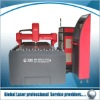 Fast working speed Metal Laser Cutting Machines(GL2513S)