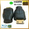 micro hdmi to mini hdmi adapter
