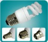 semi spiral 5w 7w 9w 11w energy-saving lamp