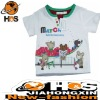 Attactive Cartoon Printing Kid Clothing HSC110346