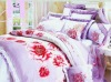Design and color bedding set with