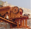 Jaw Crusher for Ore material