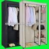 clothing protable canvas wardrobe
