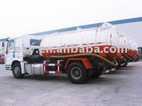 howo 6*4 water tank truck