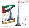 (Dubai)Burj Khalifa toys in dubai jigsaws puzzles