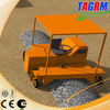2012 hot selling kitchen manure compost turner/compost manure turner machine M2000
