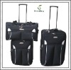 600D trolley case, travel luggage set, holdall