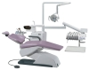 Dental chair (top-mounted)