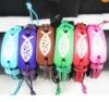 handmade fabric fish printed bracelet YJ-BR0011