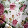 100% cotton upholstery fabrics woven jaquard styles