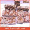 Hazelnut Brown Rice Candy Brittle