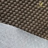 100% polyester grid design velvet fabric sofa fabric
